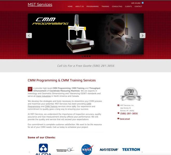 cmm-website-design