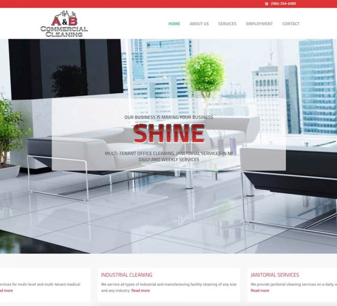 commercial-business-website