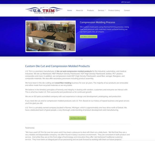 industrial-manufacturing-website